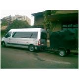 preço de locação de vans e carros executivos Vila Sônia