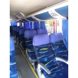 preço de vans para viagem executiva Ibirapuera