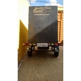quanto custa aluguel de van para transporte Jaguaré