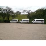 quanto custa aluguel de vans com 18 lugares Itaquera