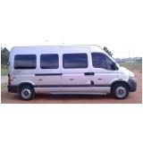 quanto custa aluguel de vans para excursão Butantã