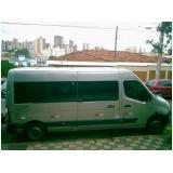 quanto custa vans para transporte para empresas Vila Curuçá