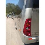 serviço de micro-ônibus de transporte Vila Prudente