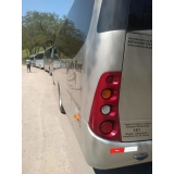 serviço de micro-ônibus de transporte Água Funda