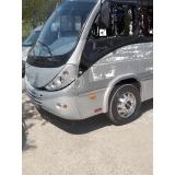 serviço de micro-ônibus fretamento Santa Cecília