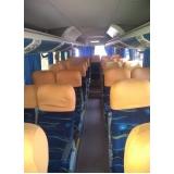 serviço de micro-ônibus para viagem Sumaré
