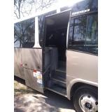 serviço de micro-ônibus particular Bom Retiro
