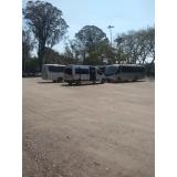 serviço de van para viagem com motorista Jardim Iguatemi