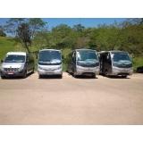 serviço de van para viagens executiva Jaraguá