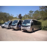 serviço de vans de transporte Água Funda