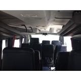 serviço de vans para translado corporativo Campo Grande