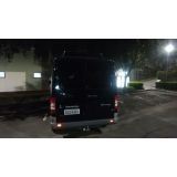 serviço de vans para transporte em feiras promocionais Vila Prudente