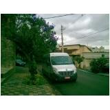 serviço de vans para transporte para empresas Lapa