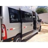 serviço de vans para traslados em congresso Higienópolis