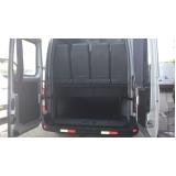 transporte com van para viagem Cantareira