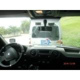 transporte com vans para turismo