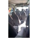 transporte de pessoas para casamentos preço Vila Matilde