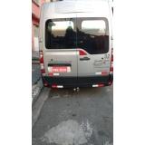 transporte de van para eventos corporativos em sp Consolação