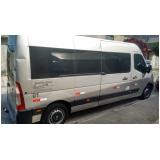 transporte de van para feiras promocionais em sp Santa Cecília