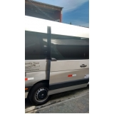 transporte de van para festas Vila Gustavo