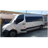 transporte de van para formatura em sp Cidade Tiradentes