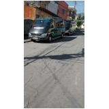 transporte de vans para feiras de beleza São Miguel Paulista