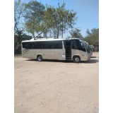 ônibus de transportes executivos