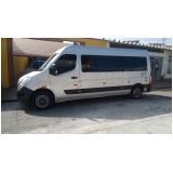 van para transportes para eventos Jockey Club