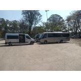 vans para alugar com motorista Jardim Iguatemi