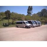 vans para excursão empresa Cidade Dutra