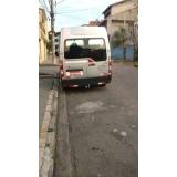 vans para transporte de funcionários Ibirapuera