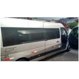 vans para transporte executivo preço Aricanduva