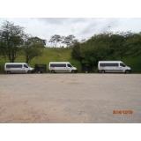 vans para traslados em rodoviária preço Jardim Paulista