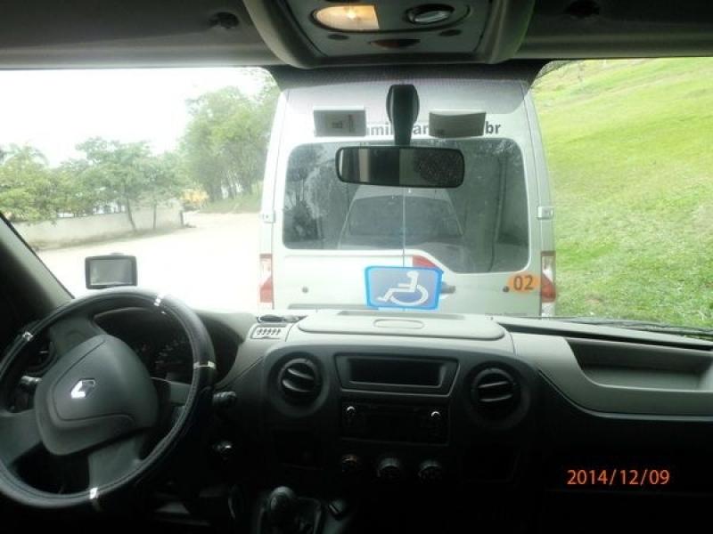 Transporte com Van para Turismo São Domingos - Transporte de Vans Executivo