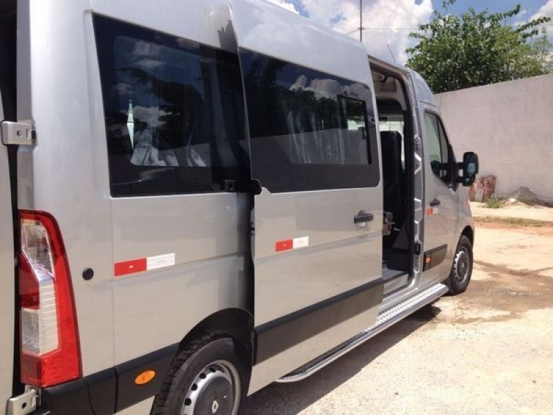 Transporte com Van Jardim Paulistano - Transporte de Vans Executivo