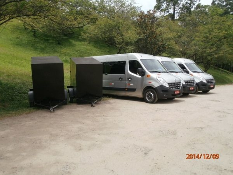 Transporte com Vans para Turismo Vila Dalila - Transporte de Vans Executivo