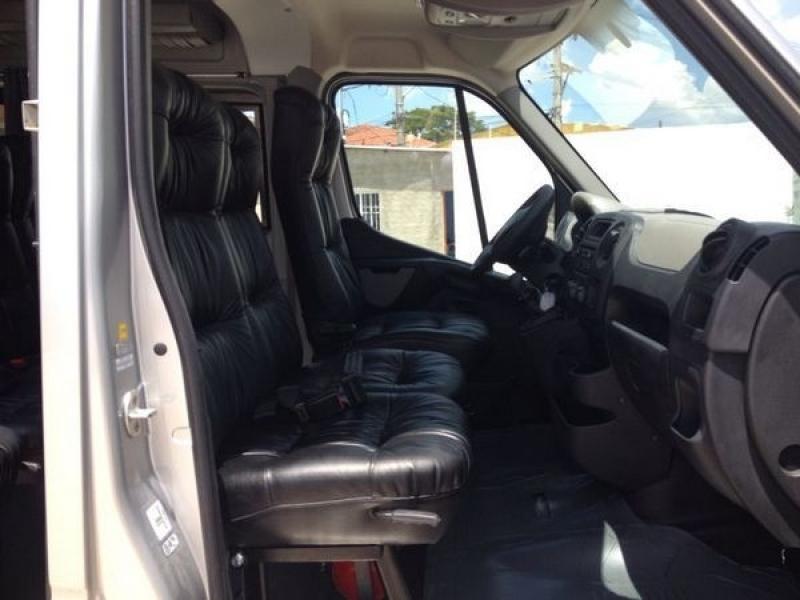 Transporte de Vans para Pessoas Engenheiro Goulart - Transporte de Vans Executivo