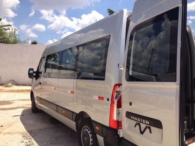Transporte de Vans para Praia Grande Preço Vila Matilde - Transporte de Vans Executivo