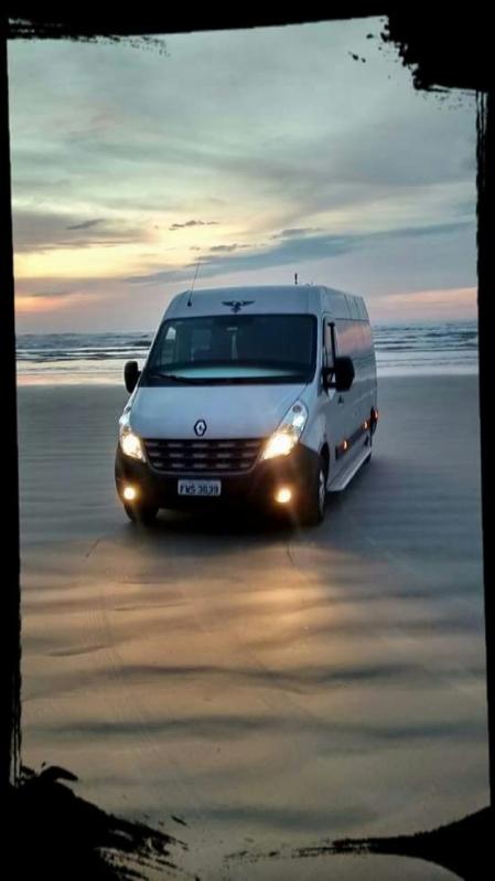 Van para Grupo de Passageiro Serra da Cantareira - Aluguel de Van para Transporte