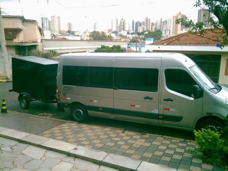 Van para Transportes para Congresso Cidade Ademar - Aluguel de Van para Transporte