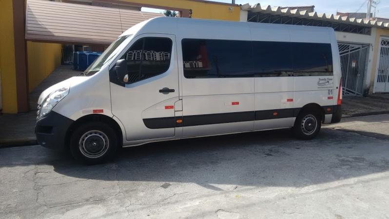 Van para Transportes para Eventos Imirim - Aluguel de Van para Transporte