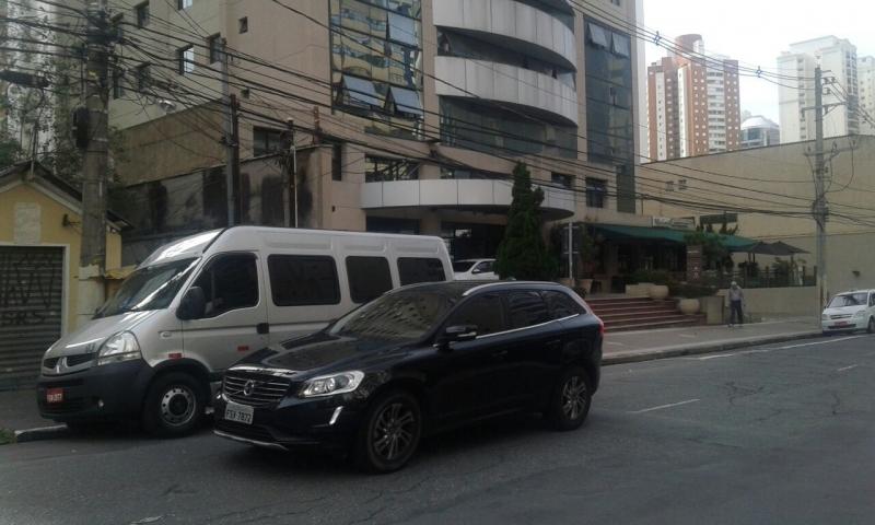 Vans para Grupo de Passageiros Campo Belo - Aluguel de Van para Transporte