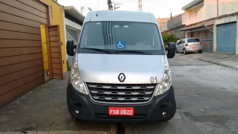 Vans para Grupo de Teatro Água Branca - Aluguel de Van para Transporte