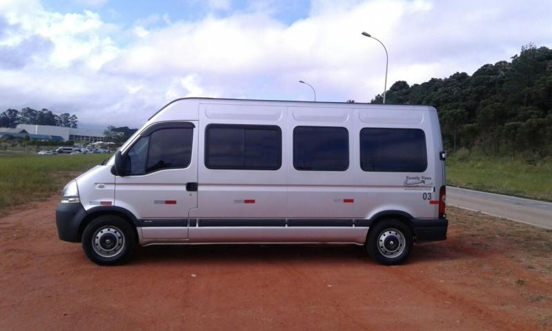 Vans para Pequenas Viagens em Sp Centro - Aluguel de Vans para Viajar