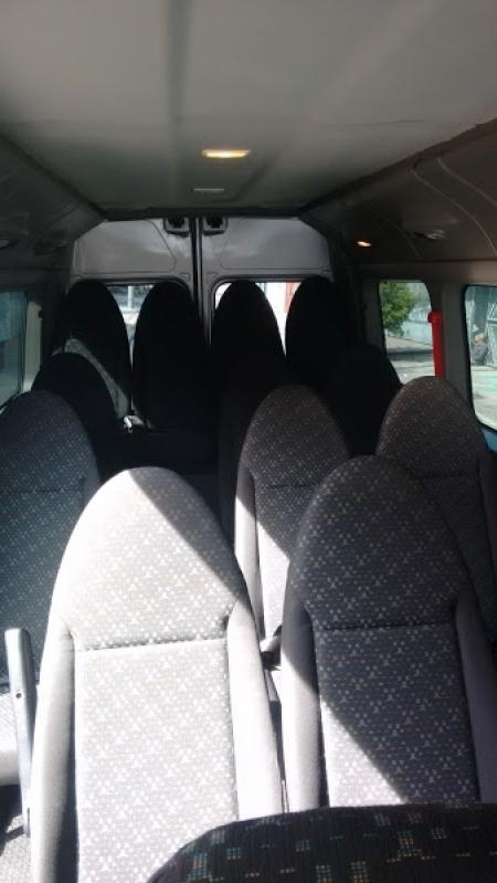 Vans para Transporte de Passageiros Anália Franco - Aluguel de Van para Transporte
