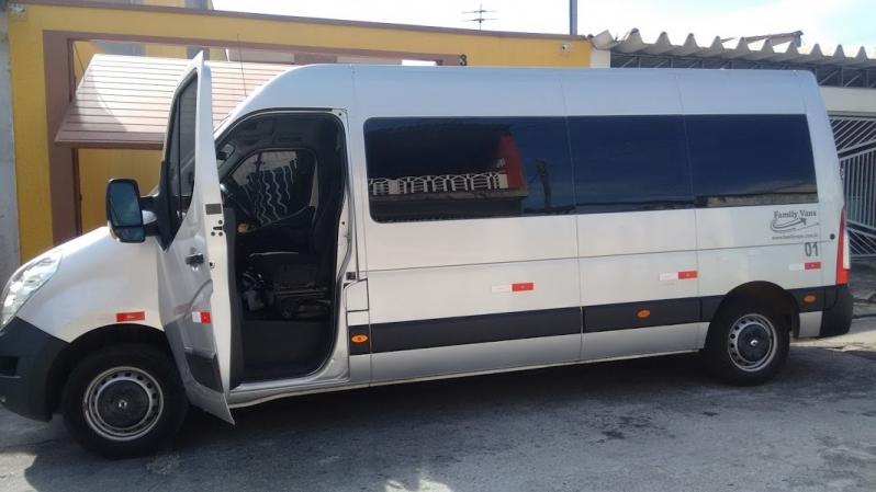 Vans para Transportes Vila Esperança - Aluguel de Van para Transporte